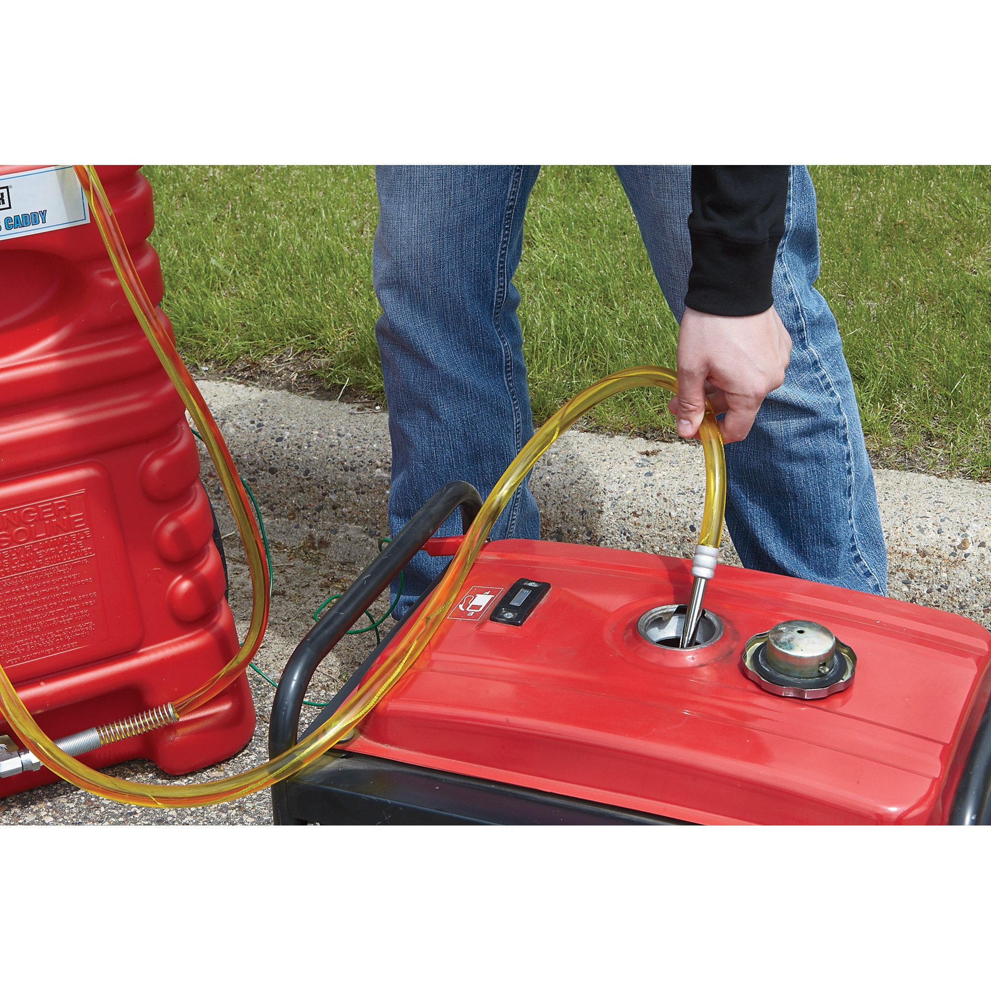 Roughneck Two-Way Rotary Pump Kit - Delivers 1-Gal. Per 12 Revolutions by Roughneck (Image #3)