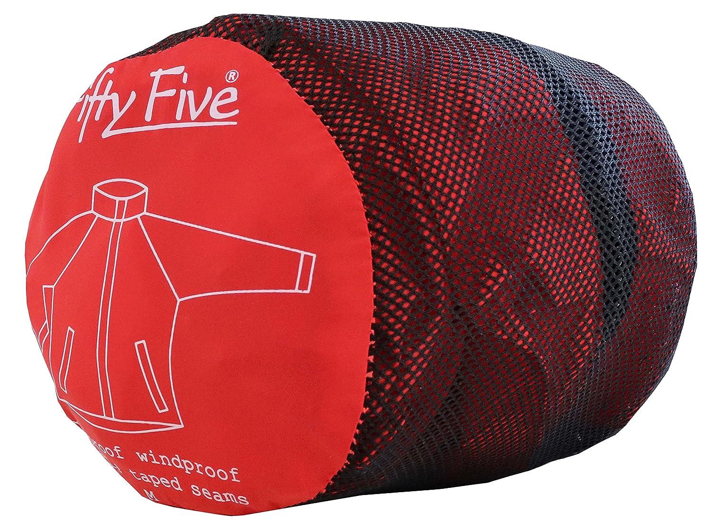 eaf50abdbd7004 Fifty Five Leichte Regenjacke Funktionsjacke Wellington: Amazon.de:  Bekleidung