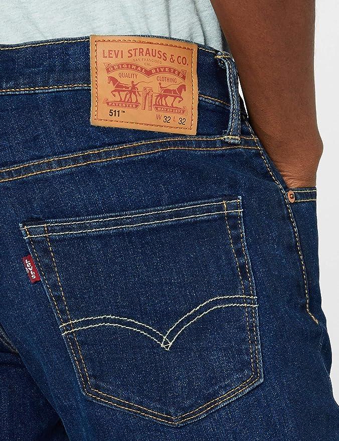 Levis 511 Slim Fit Jeans para Hombre