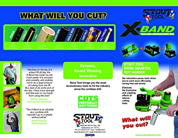 STOUT TOOL STX-250C featured image 2