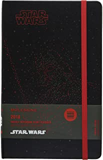 Amazon.com : Moleskine Limited Edition Star Wars 18 Month ...