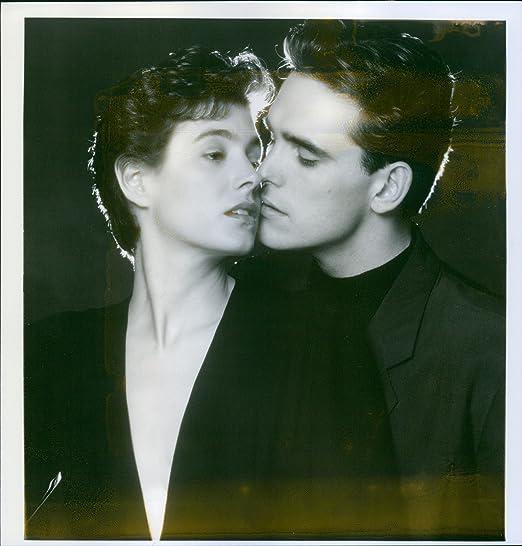 Amazon com: Vintage photo of Still of Matt Dillon kissing