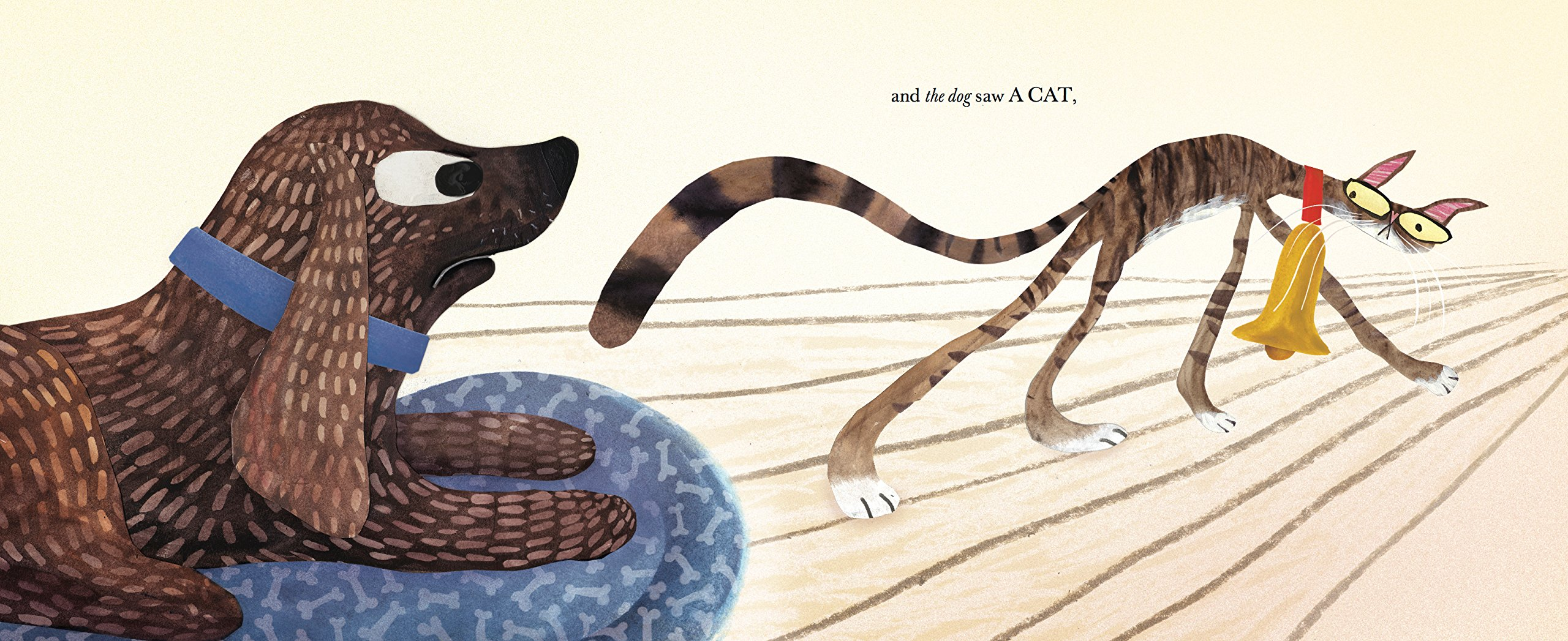 They All Saw a Cat by Chronicle Books (Image #9)