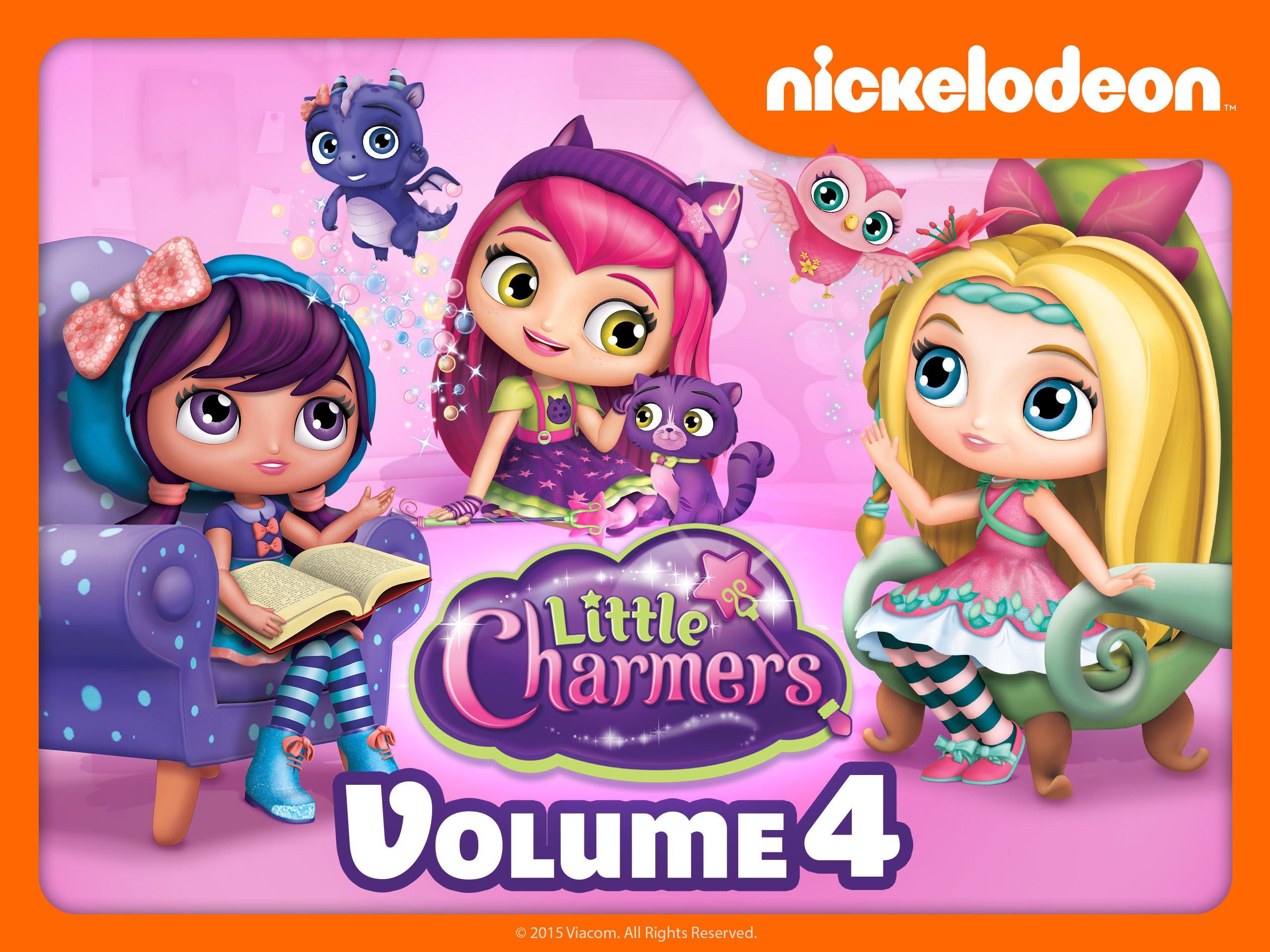 Amazon com: Watch Little Charmers - Volume 4 | Prime Video