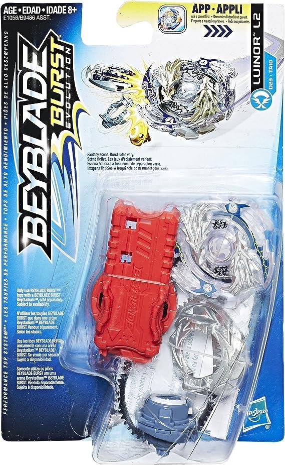 Beyblade Burst Evolution Starter Pack Luinor L2