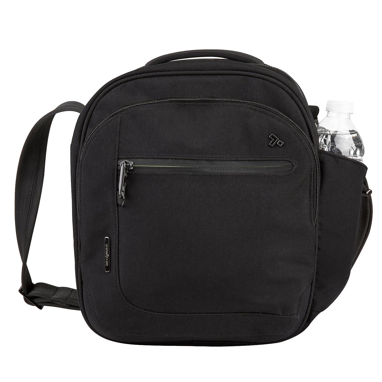 Travelon Anti-Theft Urban Tour Bag Carry on Luggage, Slate 43102 550