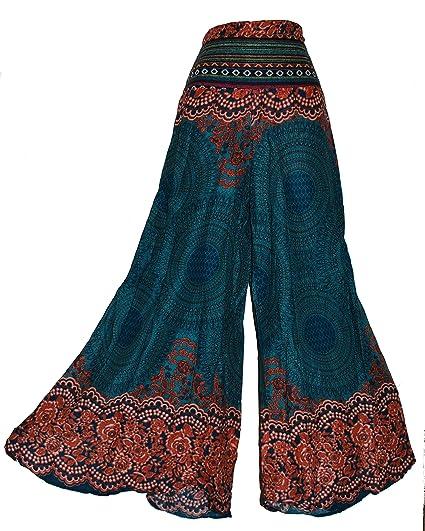 6d59667399 Gringo Ladies Full A Line Trouser Skirt  Amazon.co.uk  Clothing