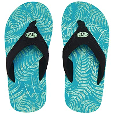 d39c9d2d360c5 Animal Jekyl Slim Boys Flip-Flop - Marine Green-UK 3  Amazon.co.uk  Shoes    Bags