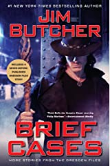 Brief Cases (Dresden Files) Kindle Edition