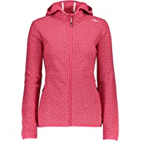 CMP Knitted Jacquard Jacket With Print forro polar Mujer