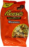 Reese's Peanut Butter Cup Miniatures 40 OZ (1.14Kg) [Single Item]