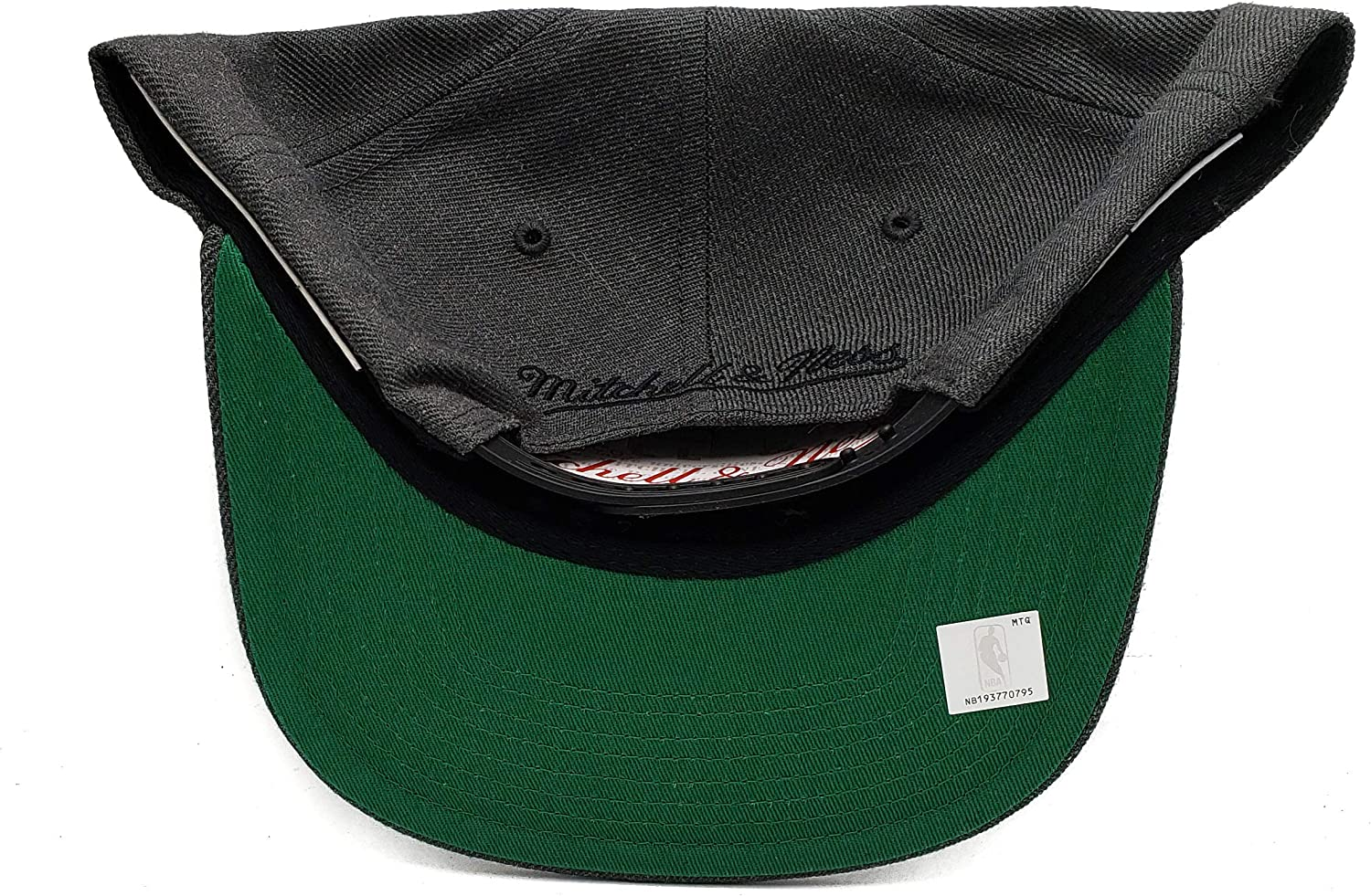 Mitchell /& Ness Collection Adjustable Snapback Hat