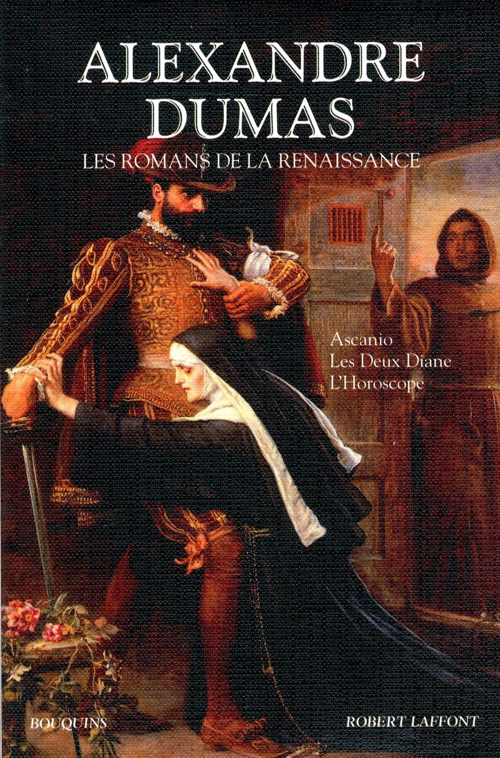 Dumas Alexander. Novels in the Renaissance: a selection of sites