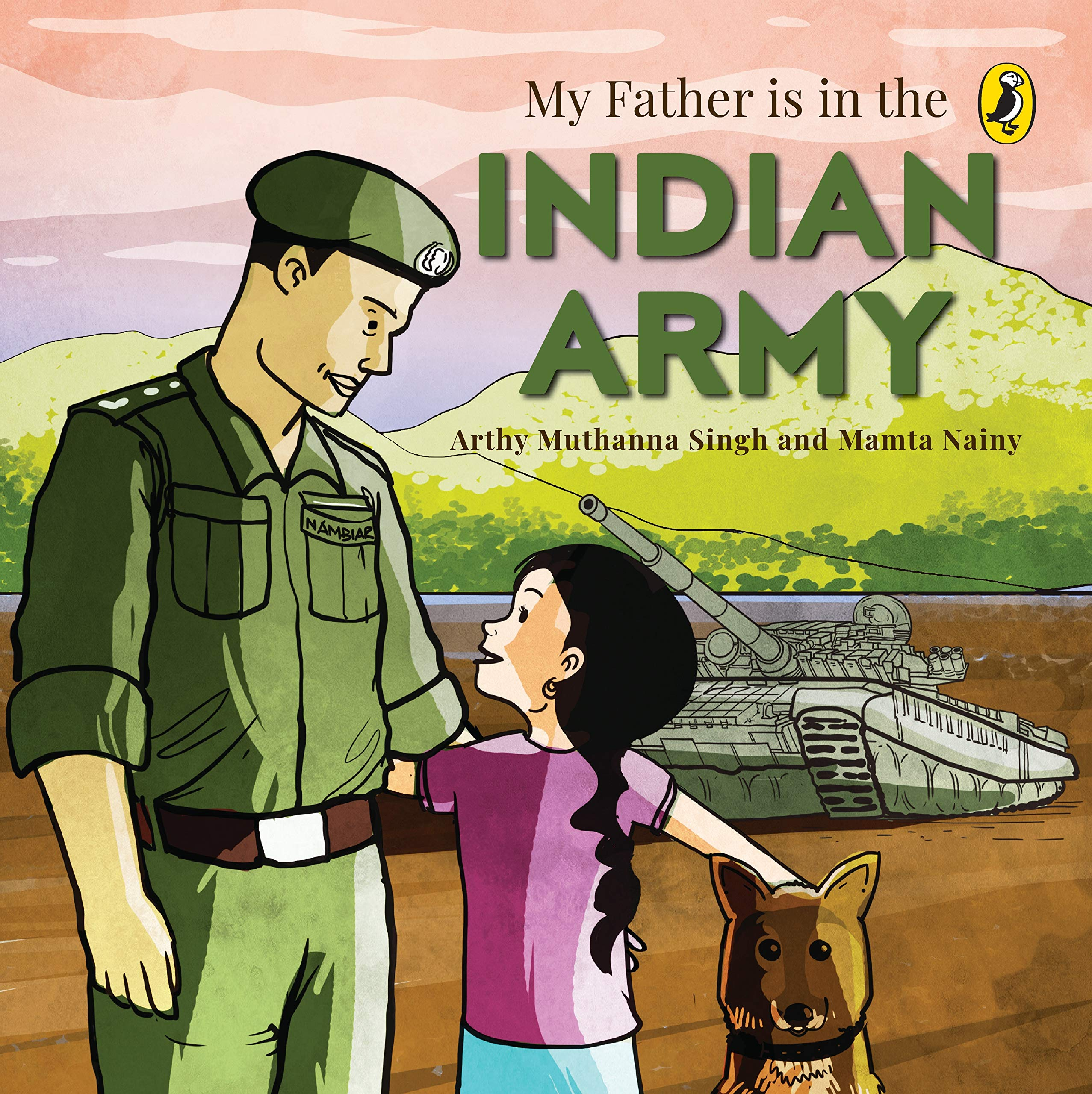 My Father Is in the Indian Army: Amazon.es: Nainy, Mamta ...