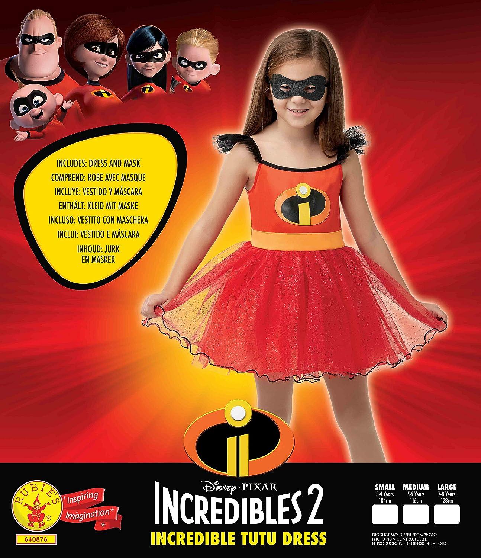 Los Increíbles Disfraz de Violeta niña: Amazon.es: Juguetes y juegos