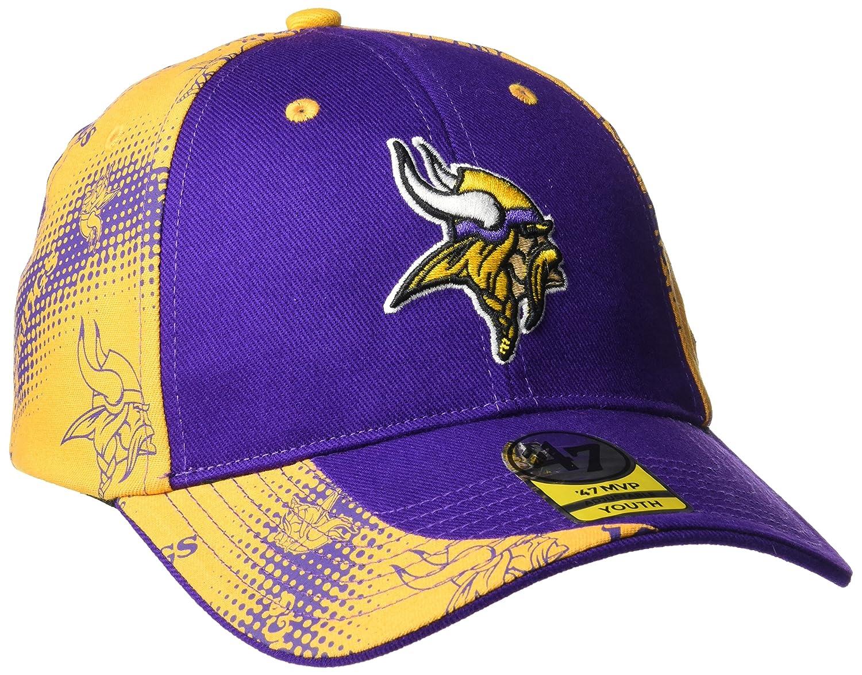 6e5b2cf28fa1a Amazon.com    47 NFL Youth Casanova MVP Adjustable Hat