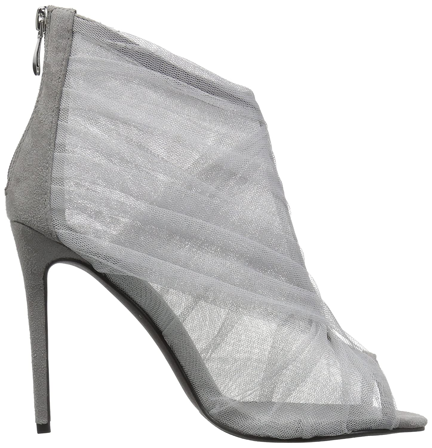 Penny Loves Kenny Women's Skylar Pump B07CV6RVVZ 9 M US|Grey Mesh