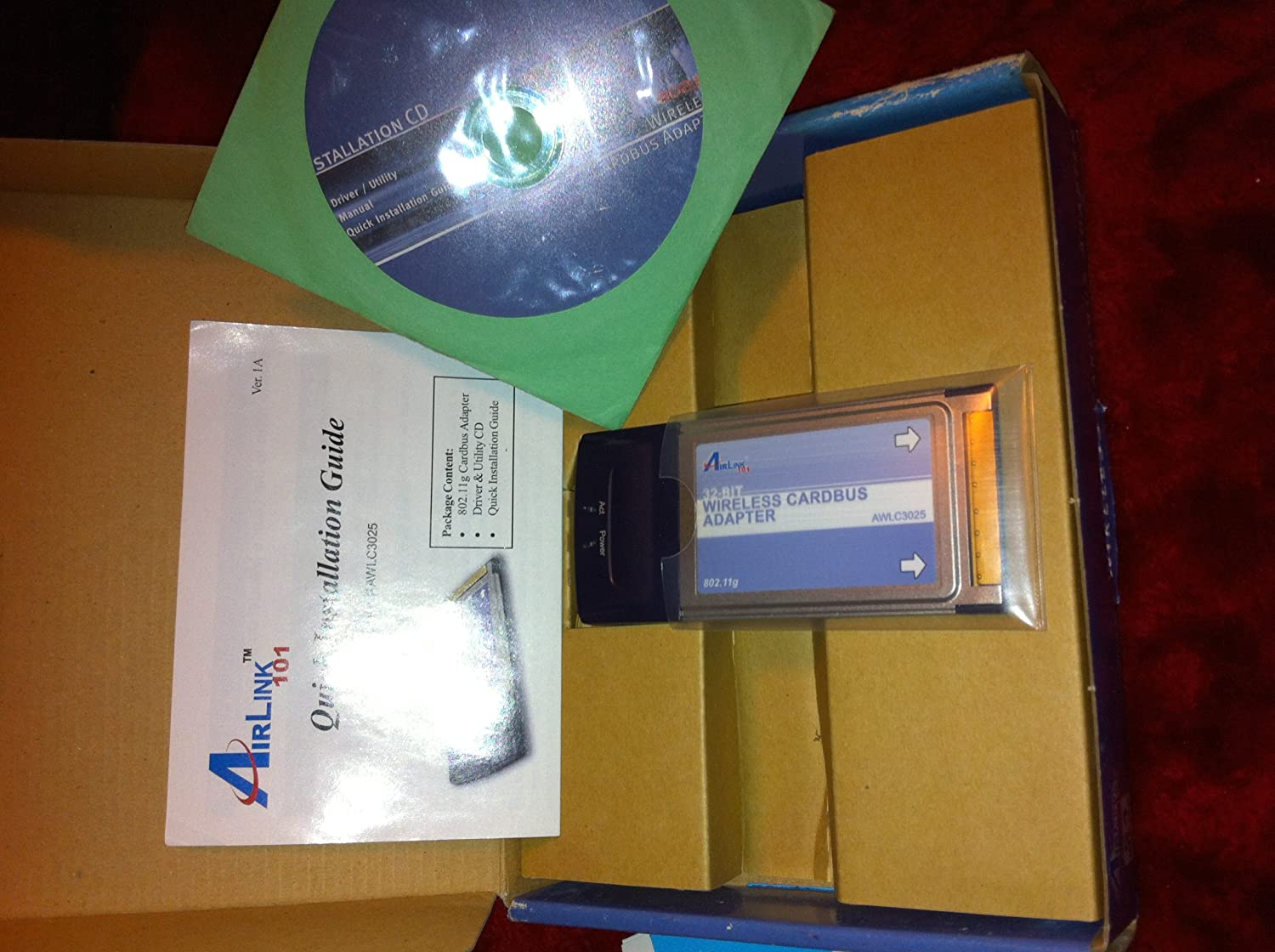 AIRLINK D43064 DRIVERS FOR WINDOWS
