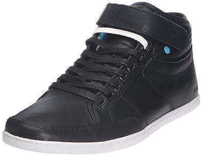Boxfresh Swich Leather Herren Sneaker Schwarz Black Eu 41