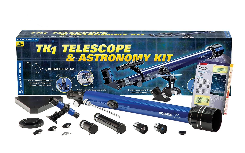 Kosmos thames tk teleskop astronomie kit science kit amazon