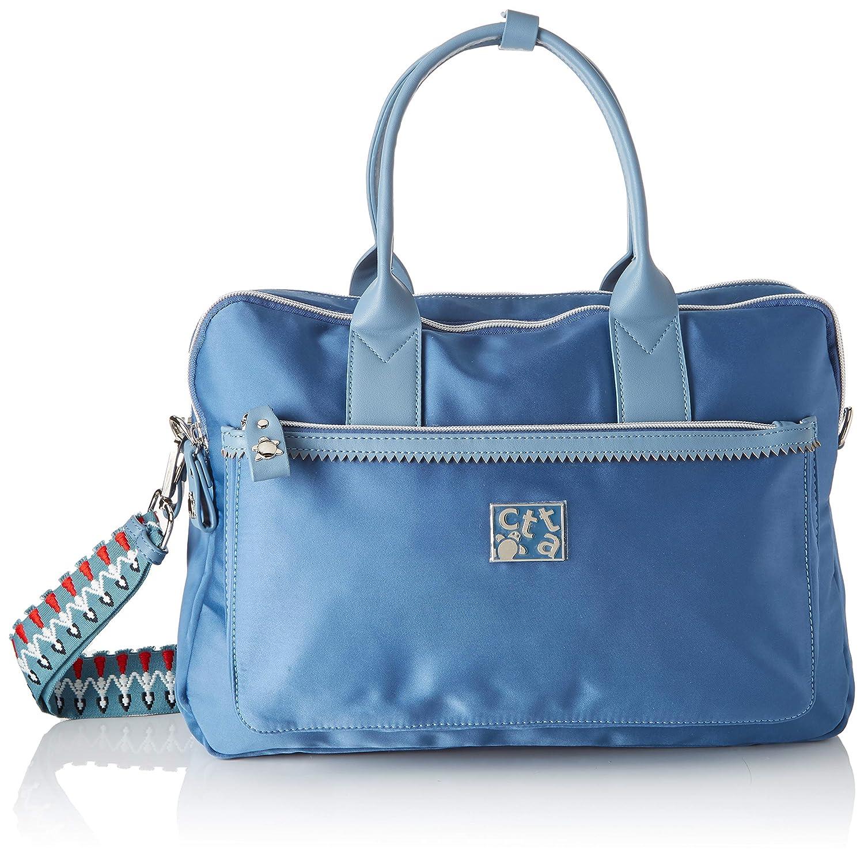 bluee (Texan) ctta caminatta Women's S2358 Notebook Bag
