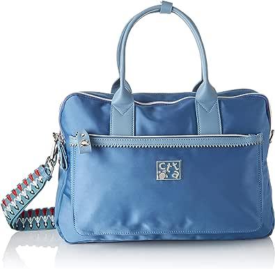 ctta caminatta S2358, Bolsa para portátil para Mujer, 10x27x39 cm (W x H x L)