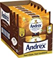 Andrex Washlets Flushable Toilet Tissue Wipes, Smooth Touch, Pack of 12