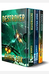 The Complete Void Wraith Trilogy Kindle Edition