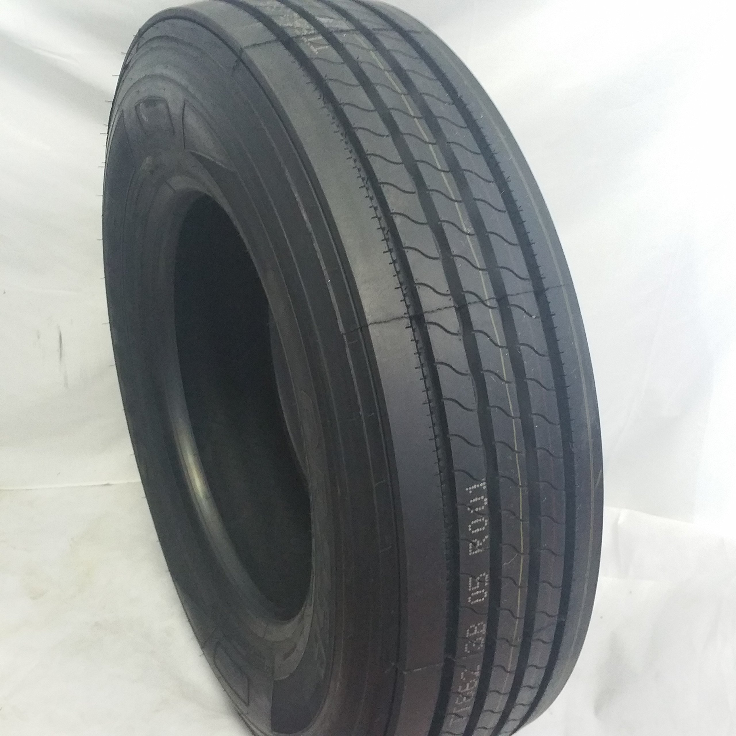 (8-Tires) 295/75R22.5 ROAD WARRIOR 16 PLY STEER ALL POSITIONS RADIAL TRUCK TIRES CLOSED SHOULDER
