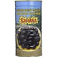 Sarasa Aceituna Negra Cacereña con Hueso - Paquete