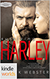 Passion, Vows & Babies: Surviving Harley (Kindle Worlds Novella)