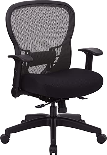 SPACE Seating R2 SpaceGrid Back and Memory Foam Mesh Seat