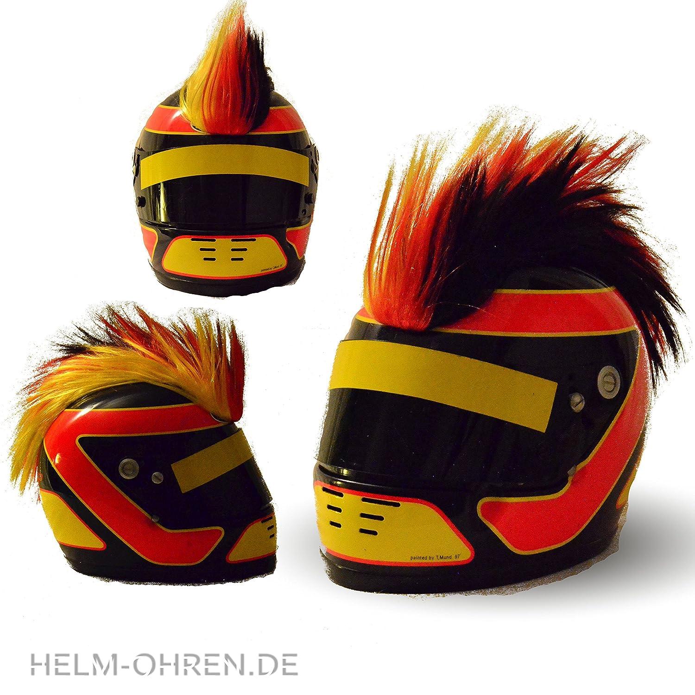 Cresta para casco Alemania para el casco de esquí, casco de motorista: Amazon.es: Hogar