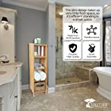 ToiletTree Products Deluxe Bamboo Freestanding