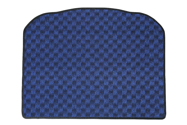 KARO(カロ) ラゲッジマット FLAXY ブリリアントブルー BMW X1(リアゲートのみ) B00NT6ZQ10 FLAXY×ブリリアントブルー FLAXY×ブリリアントブルー