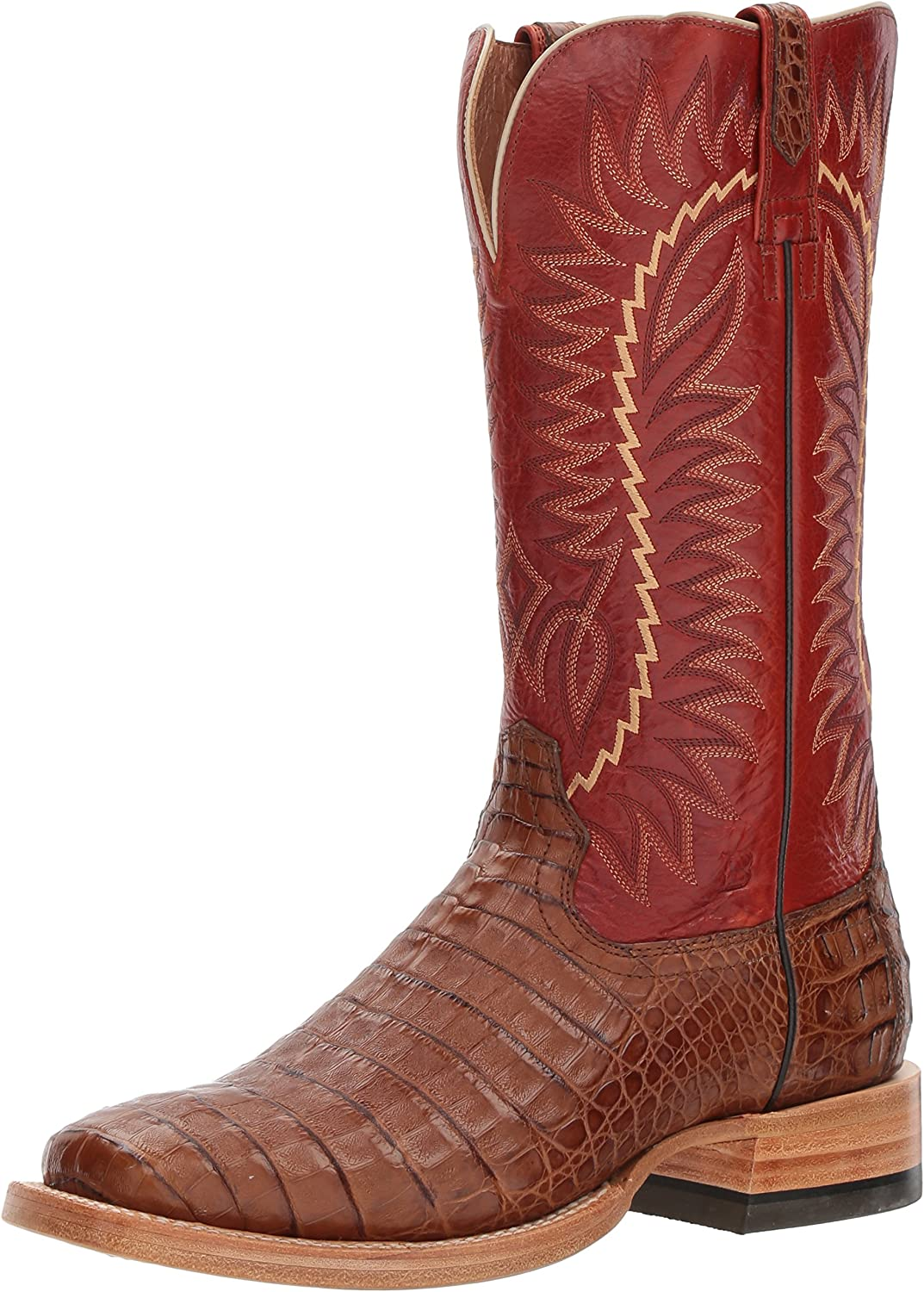 ARIAT Men's Relentless Gold Buckle Western Boot