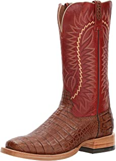 8843c9d3dd1 ARIAT Men s Relentless Gold Buckle Western Boot