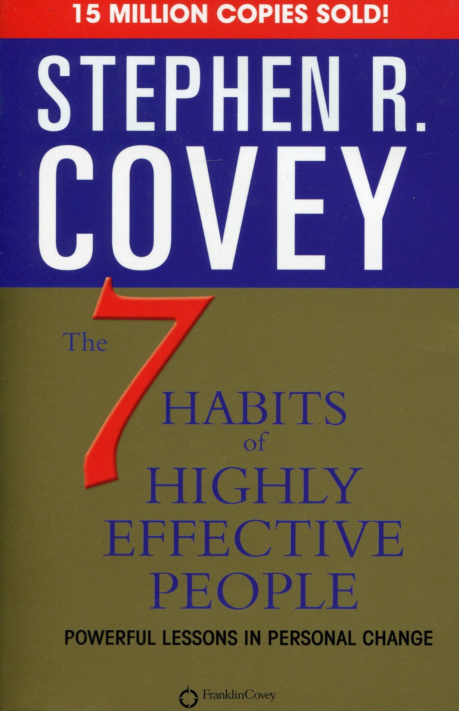 The 7 habits of highly effective people stephen covey audio book.