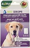 BSI 15122 BioPet Bio-Drops, Per Pelli Sani, Per Cani e Cuccioli da 2 mesi