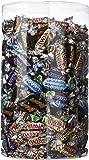 Miniatures Mix Mars Twix Snickers Bounty Tubo Chocolats 3 kg