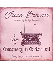 A Case of Conspiracy in Clerkenwell: A Freddy Pilkington-Soames Adventure, Book 3