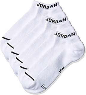 Nike Mens 3-Pack Jordan Jumpman No-Show Socks