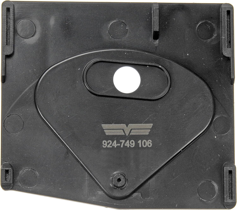 Dorman 924 749 Automatikgetriebe Schaltabdeckung Für Ausgewählte Toyota Modelle Oe Fix Auto