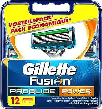 Gillette Fusion proglide fuente de alimentación para cuchillas de ...