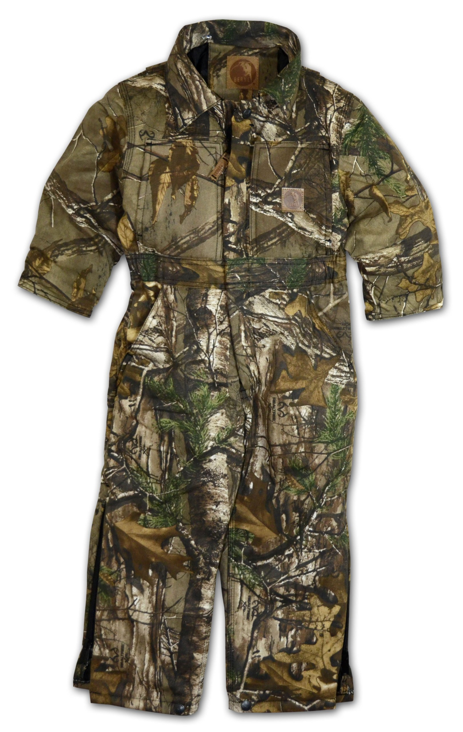 Berne Apparel GBI10 Youth's INS Coverall Realtree Xtra X-Large