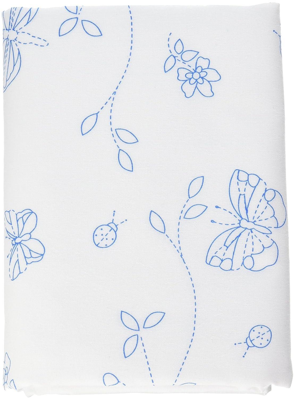 Bucilla Stamped Cross Stitch Pillow Cases 30 x 20-Inch 47646 Butterflies