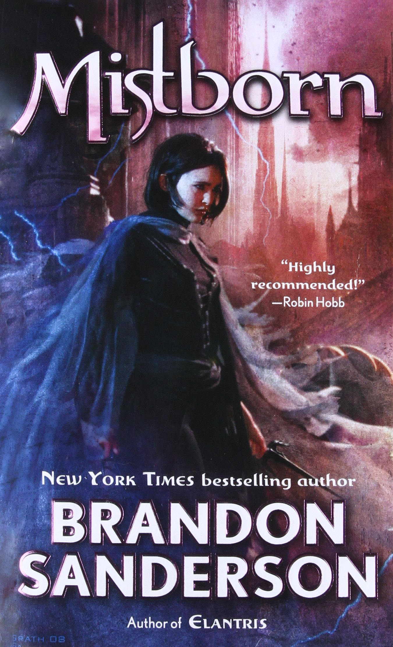Mistborn: The Final Empire: Sanderson, Brandon: 8601419297900 ...