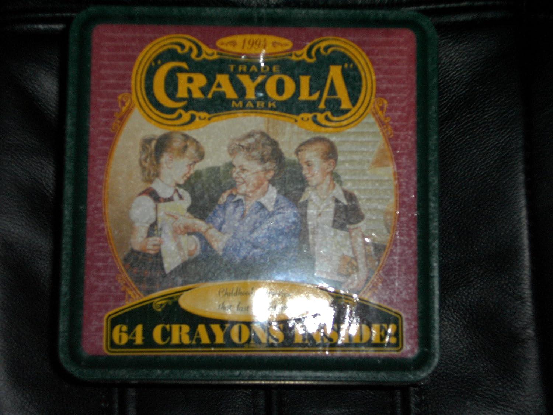1994 Crayola 54pc Crayon Set