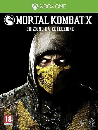 Mortal Kombat X - Kollectors Limited Edition [Importación Italiana]: Amazon.es: Videojuegos