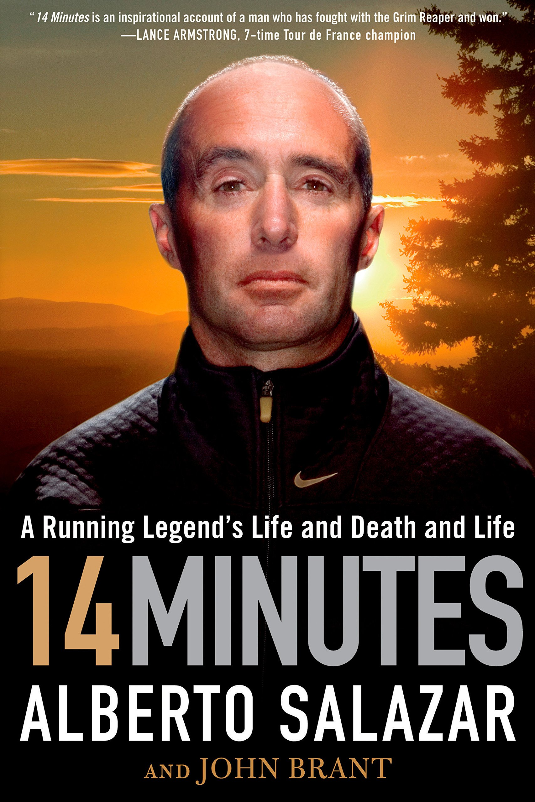 14 Minutes: A Running Legend's Life and Death and Life pdf epub